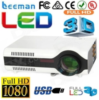 led projector full hd 1080p 720p led projector projector 5000 ansi lumens