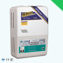 TM-8kva wall mounted fully automatic AC voltage stabilizer