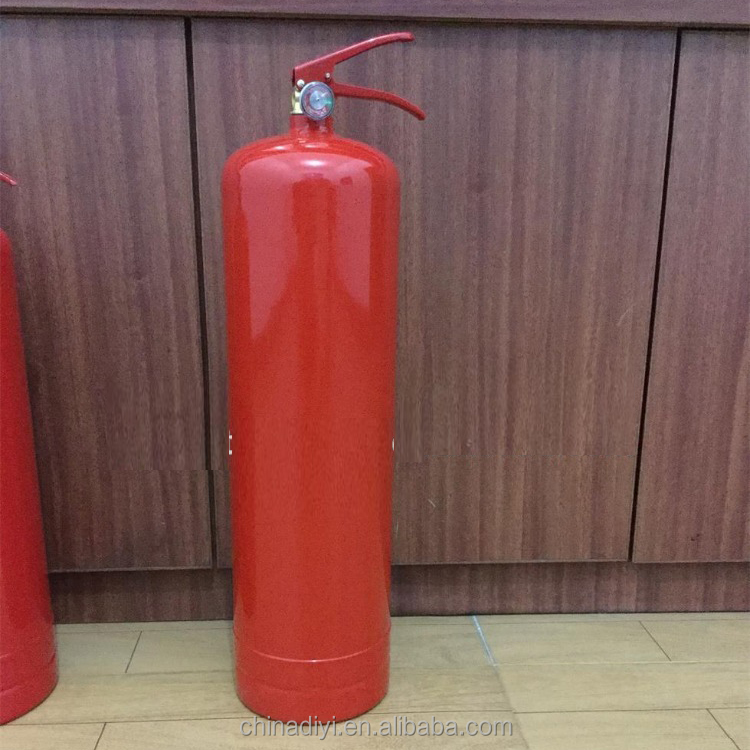 3kg Abc Powder Empty Fire Extinguisher Cylinder With Accessories