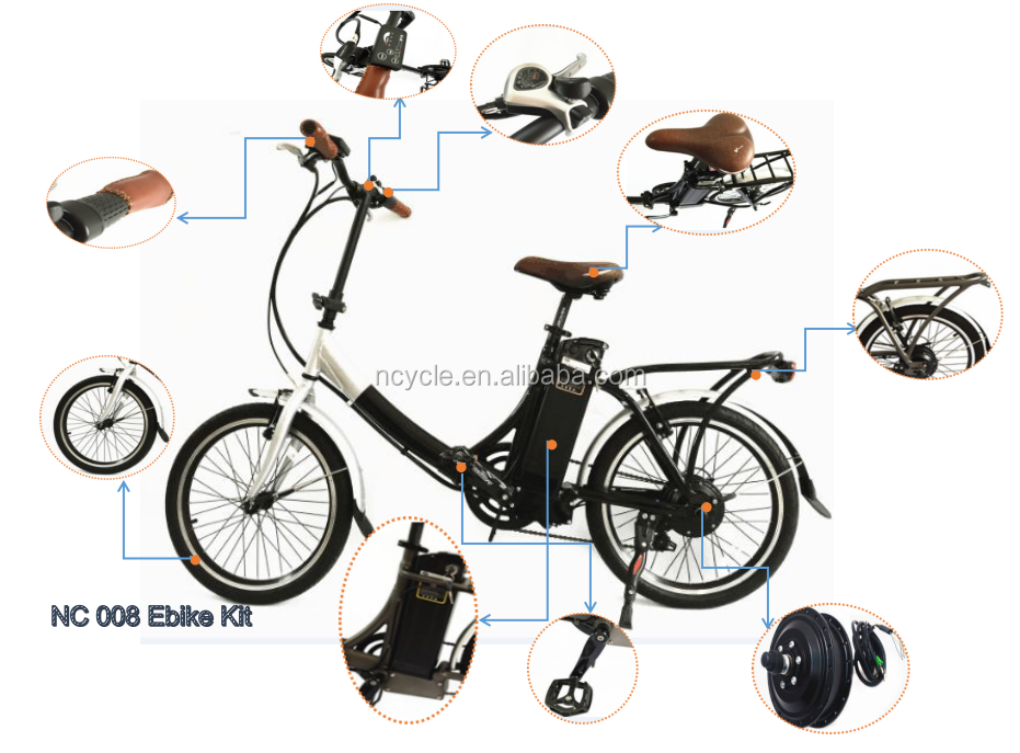 "Cheap 20"" 36v 250w folding city electric bicycle with lithium battery"