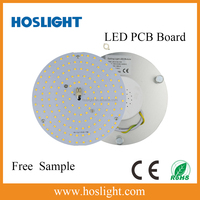High power led module ac direct led driver ic 15W round ceiling light led module