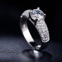 Professional necklace supplier latest new design ladies finger ring