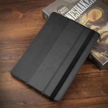 Smart leather phone case holster for ipad
