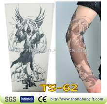 Sunproof decorative cool tattoo arm sleeves