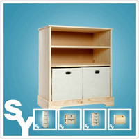 2014 New Design Unfinished Small Wooden Drawer Storage Boxes