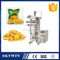 Aluminum Foil Plastic Film Packaging Material Machine Price Food Small Biscuit Snack Filling Packing Machines