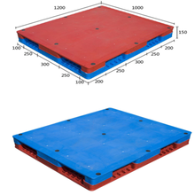 durable cheap anti slip plastic pallet Rubber Sheet anti slip plastic pallet