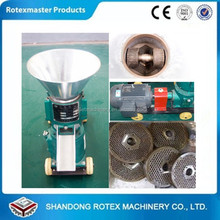 Best sell soybean pet food extruder animal feed pellet extruder machine with the certificate of authority