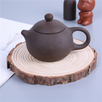 Unfinished Natural Round Slices of Wood for DIY Home Decoration Crafts