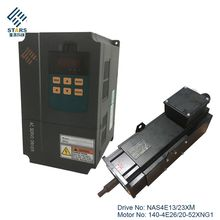 Guilin manufactory Best-Selling 5.5kw servo motor high torque low rpm
