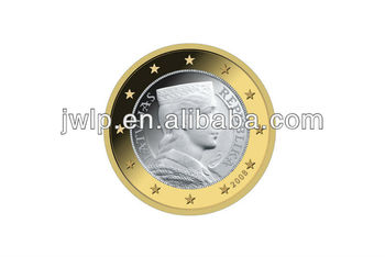 Famous person commemorative coin celebrity souvenir coin