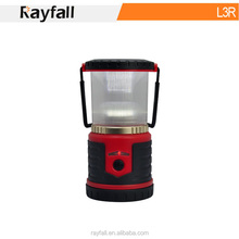 Customized USB recharging emargency led camping lantern / lamp camps