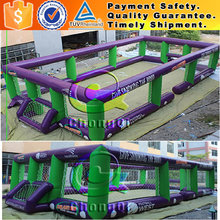 Good quality inflatable soccer field / inflatable football arena / inflatable soccer pitch price