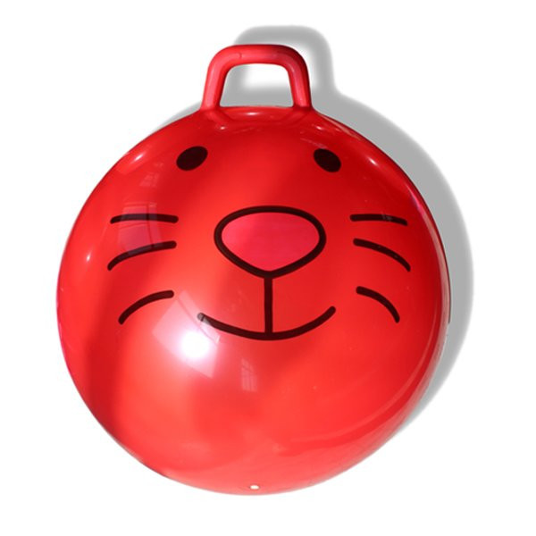 bouncy ball with ring handle for sale
