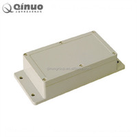 Grey Color Strong ABS Waterproof electrical junction Boxes with ear