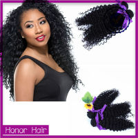 Wholesale dream wet and wavy 100% human weave chinese kinky curly hair