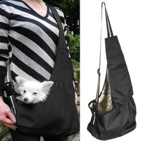 Tote Shoulder Bag Sling Backpack pet shopping bag carrier pet for Small Dogs Cats