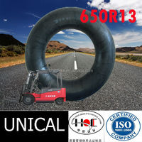 high quality truck/car butyl inner tube 650R13