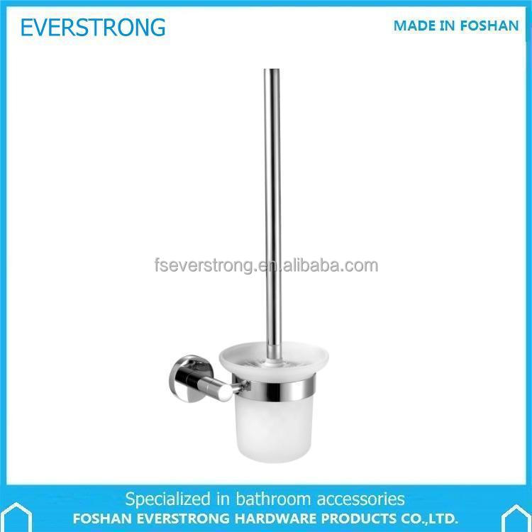 Everstrong bathroom accessories ST-V0311 stainless steel 304 wall mounted toilet brush holder