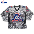New design best quality cheap sublimation custom hockey shirts jerseys made in china