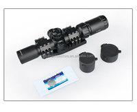 GZ10246 Made in China high quality 1.5-4X30 hunting riflescope
