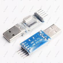 PL2303 USB to RS232 TTL Converter Adapter Module PL2303HX USB to UART TTL Cable Module