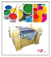 pigment paste three roller mill / pigment paste grinding mill