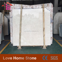 Hot Sell Cut To Size Italian Cream Marble for Wall Floor