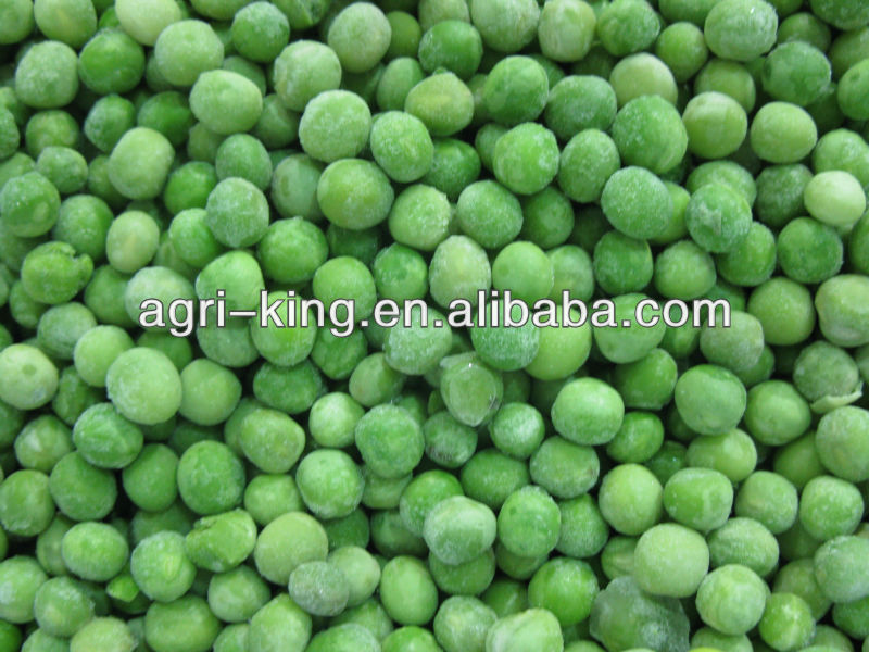 IQF Frozen Peas Fruits and Vegetables