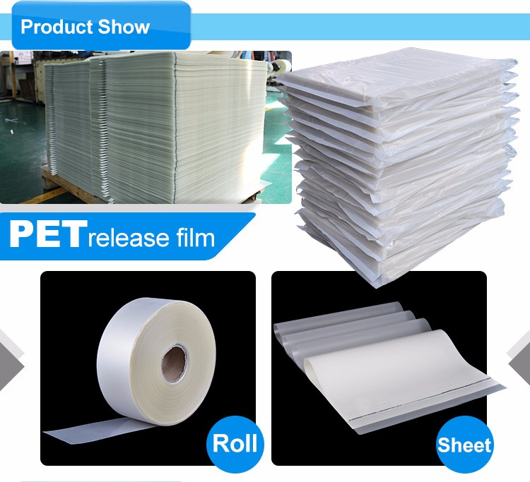 Kenteer high quality hot sales glossy 1183 PET film for screen printing