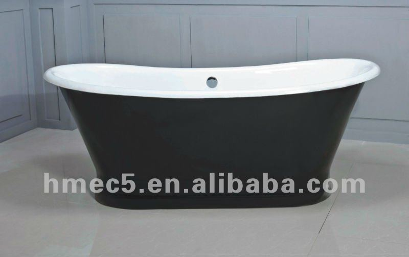 Cast Iron Enameled Bathtub HM760
