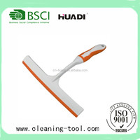 Rubber Window Squeegee Glass Cleaner Squeegee Wiper With Rubber Grip Handle HD3048-1