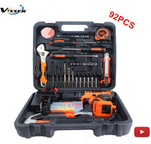 Lithium battery power tools impact 18v cordless drill