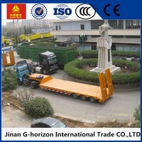 Cheap Price Low Loader Trailer For