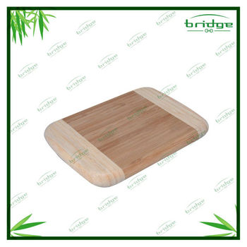 Cheap wooden bamboo pizza chopping board