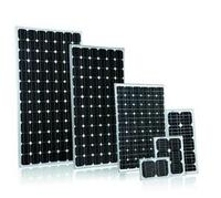180W mono solar panels with A-grade solar cells for home use or house use