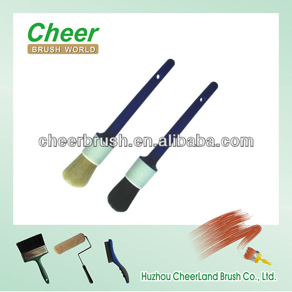 round paint brush with long handled soft bristles brush with wooden broom handle and cheap paint prices cheer78