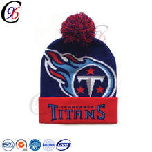 Chengxing manufacturers custom wholesale fashion cheap pattern knitted winter outdoor top quality acrylic beanie hats
