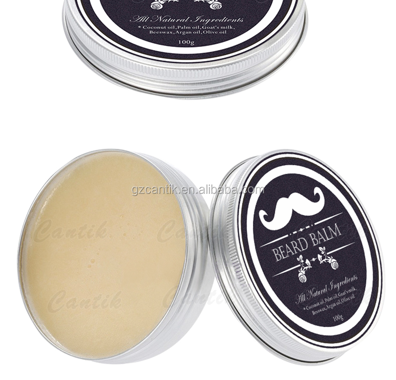 100G organic hot sell beard shaving Cream with private label