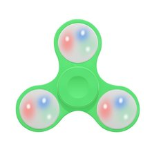 LED Focus Hand Spinner Toy for Stress Relief ADHD Anxiety