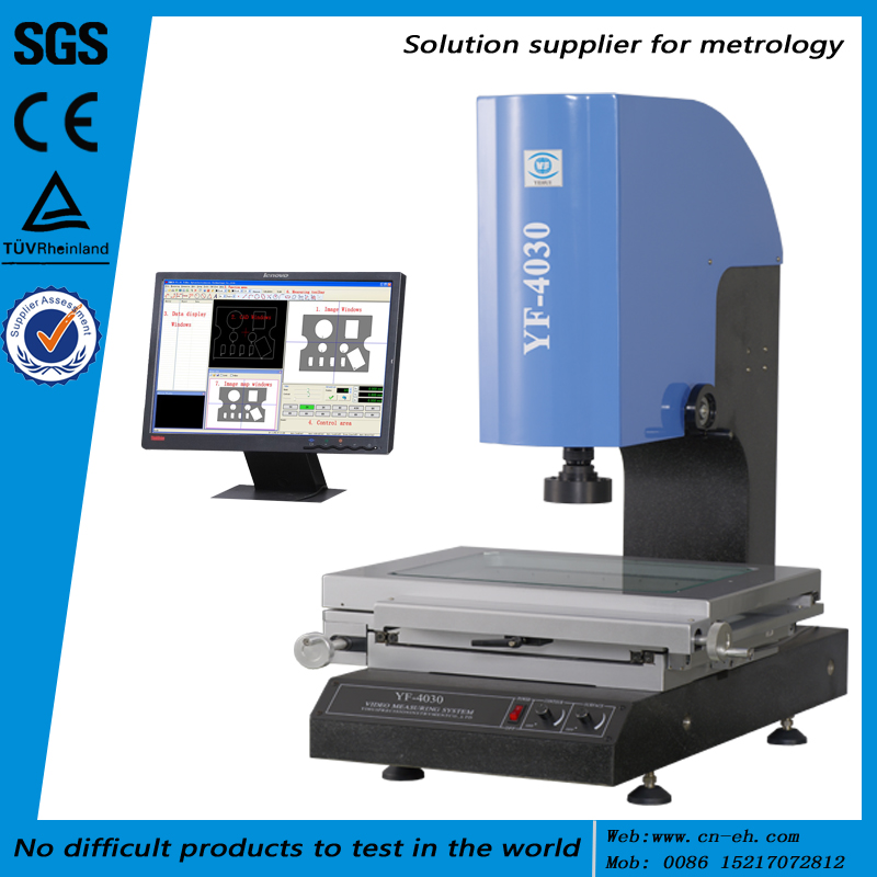 2.5D High Accuray Manual Video Measuring Machine