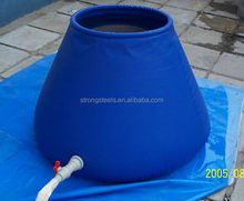 PVC coated material 100L-500,000L portable water tank