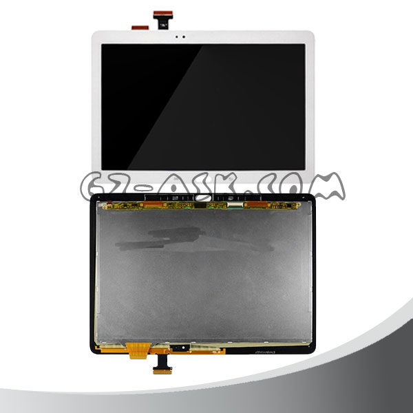 lcd for samsung for galaxy note 10.1 2014 edition p600 p605 lcd touch screen display white