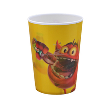 Children style Cartoon drinking 3D lenticular cup