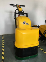 JS550 vibration concrete grinder floor grinding machine for sale
