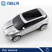 2.4ghz Wireless Computer Car Shape cute wireless mouse