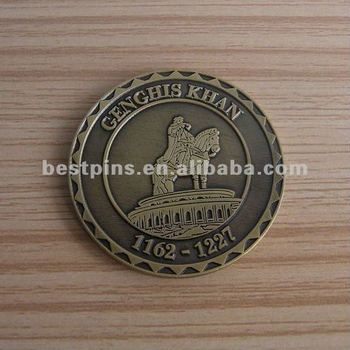 custom india old coin (AS-CZ-MC-062002)