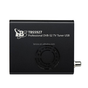 Digital HD Satellite TV Receiver TBS5927 Professional DVB-S2 TV Tuner USB Box for PC