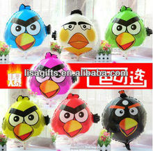 2012 hot selling bird shaped balloons 7 colors available