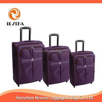 Travel Bags And Luggages Soft Luggages